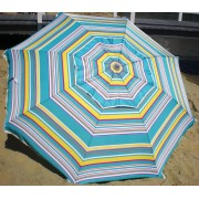 7' Beach Tilt Umbrella C04