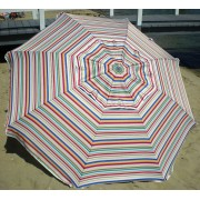 7' Beach Tilt Umbrella C06