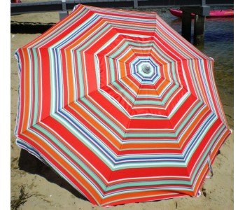 7' Beach Tilt Umbrella C10