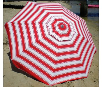 7' Beach Tilt Umbrella C12