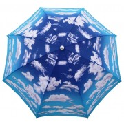 6.5' Clouds Beach Umbrella
