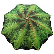 6.5' Leafs Beach Umbrella